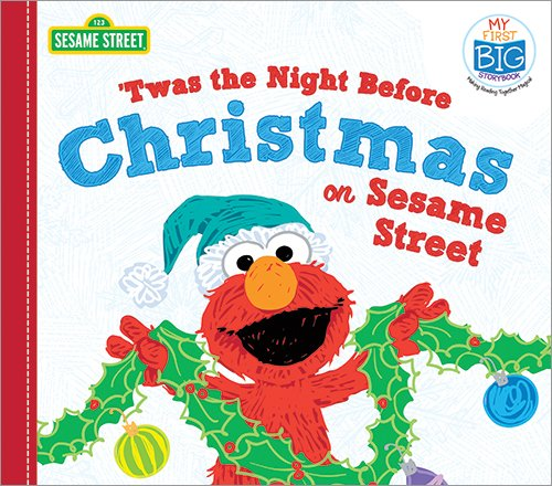 Twas the Night Before Christmas on Sesame Street (2018