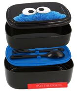 United labels 2016 cookie monster bento box 1