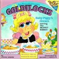 Goldilocks: Baby Piggy's Dream