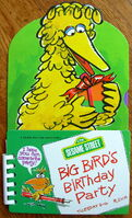 Big Bird's Birthday Party (book)