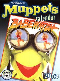 Calendar.muppets2003uk