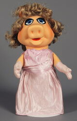 Fisher-price miss piggy puppet 2