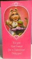 Hallmark piggy valentines set 5 1982