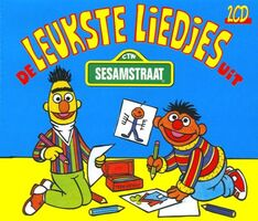 De Leukste Liedjes uit Sesamstraat 2CD