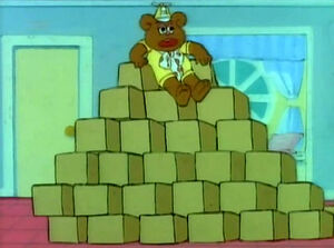 BabyFozzie-Tetris