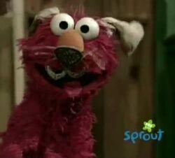 Elmo Puppy. 3952