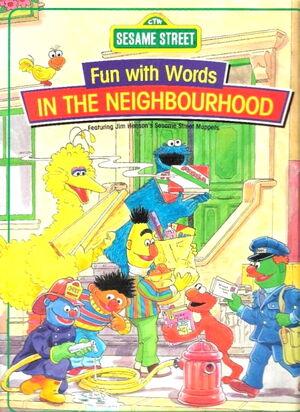 Fun with words neighbourhood
