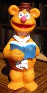 Muppetvision 3D pvc figure set fozzie