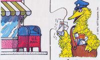 People In Your Neighborhood Match-Ups - Big Bird