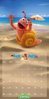 Sesamstrasse 2011 calendar d