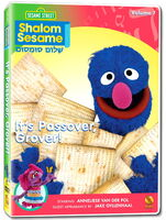 It's Passover, Grover! (video)