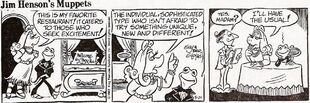 The Muppets comic strip 1982-05-24