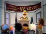 """The National Association of """"W"""" Lovers"""