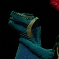 Cirque Du So Lame performer 03