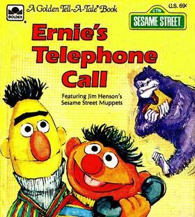 ErniesTelephoneCallBook