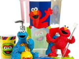 Sesame Street bath set (Jay Franco)