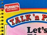 Let's Play School (book)