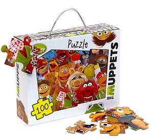 Disney store uk muppets puzzle