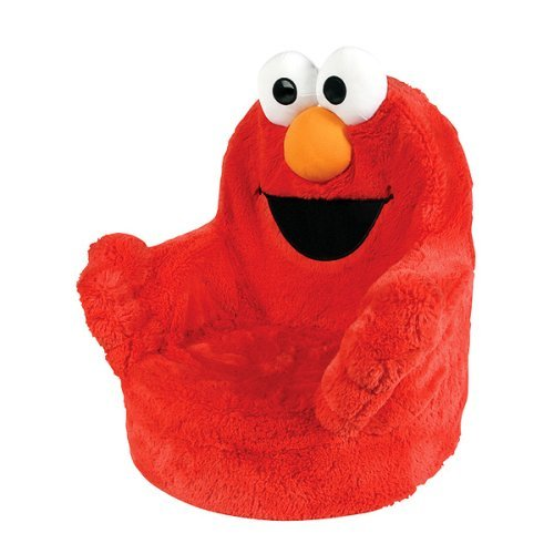 Exceptional Elmo Spin Chair