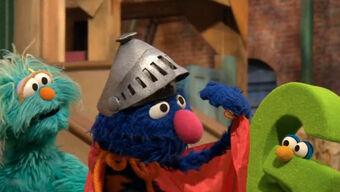 Super Grover With A G Muppet Wiki Fandom