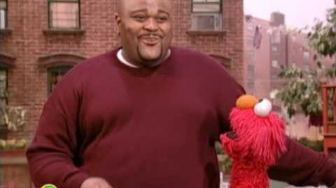 Sesame Street Ruben Studdard And Elmo Sing Soul Alphabet