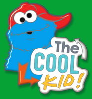 The Cool Kid starter kit pin