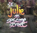 Julie on Sesame Street