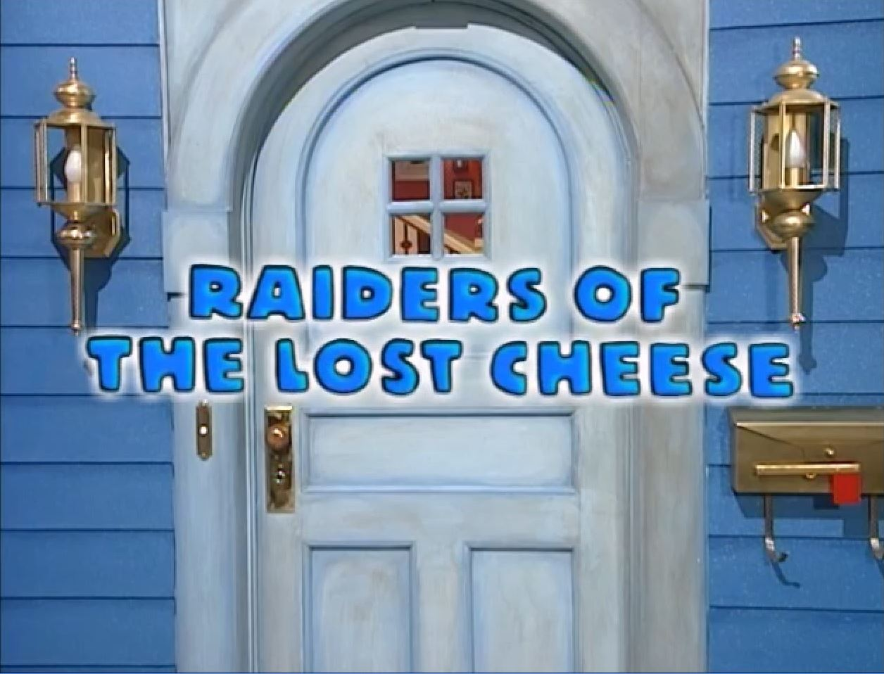 File:01 Raiders of the Lost Cheese Title Display.jpg
