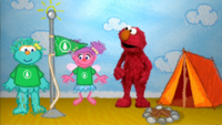 Elmo's World: Camp