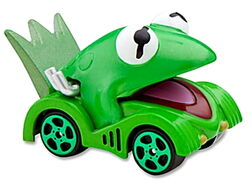 Disney racers kermit 2