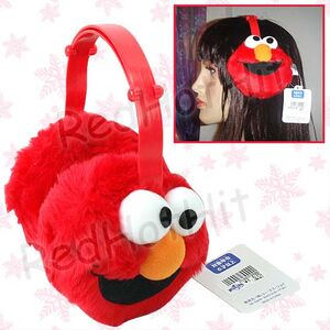 Japan-elmoearmuffs