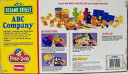Playskool play-doh 1994 sesame abc company 2