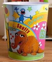 Rix tins 2003 waste basket trash can 2