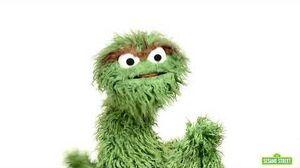Sesame Street Oscar the Grouch Says StayHome
