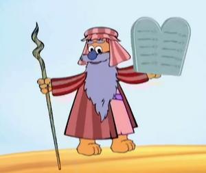 Shalom Sesame Moses