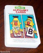 Alphabet cards 01