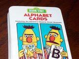 Sesame Street Flash Cards (Western Publishing)