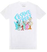 Boxlunch sesame street 1993 t-shirt