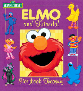 Elmo and Friends Storybook Treasury