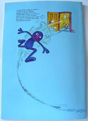 Grover sticker book 7