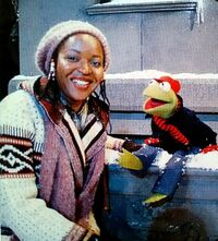 Kermit and Olivia