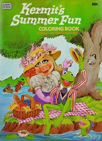 Muppet coloring books  Muppet Wiki  FANDOM powered by Wikia