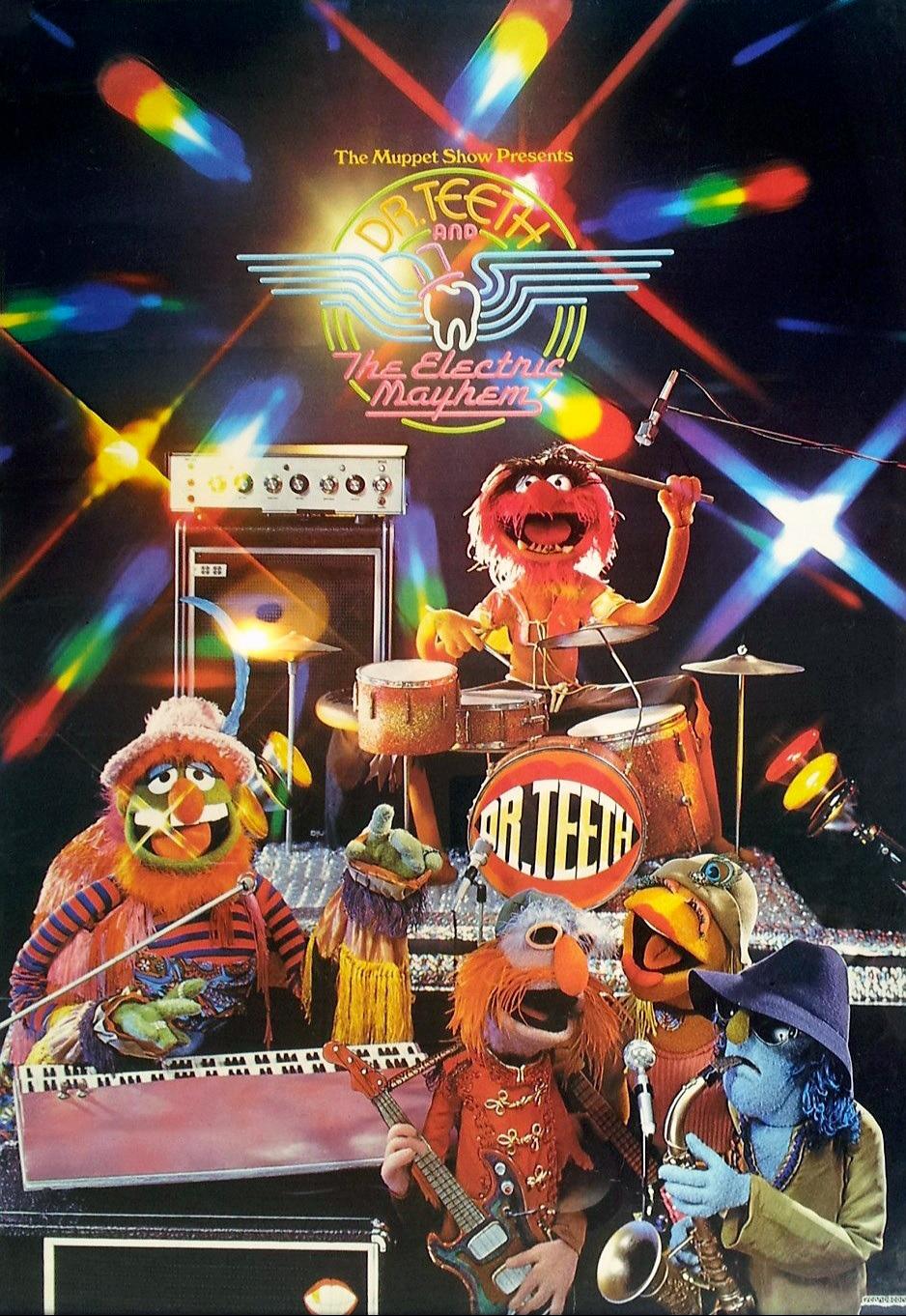 Dr Teeth And The Electric Mayhem Muppet Wiki Fandom