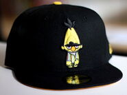 Sesame zombies new era cap bert