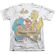 Trevco 2016 sesame gang shirt