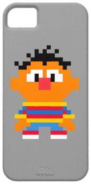 Zazzle ernie pixel art