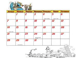 1978 calendar 05 May b