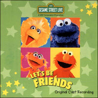 Let's Be Friends (soundtrack)