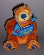 Bear in the big blue house - fisher price - storytelling bear