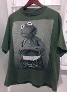 Changes kermit clein t-shirt dark